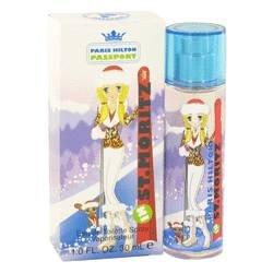 Paris Hilton Paris Hilton Passport In St. Moritz Eau De Toilette Spray By Paris Hilton 1 oz Eau De Toilette Spray