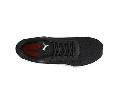 Puma Men's Black-Silver Sneakers-6 UK/India (39 EU) (4060979130999)