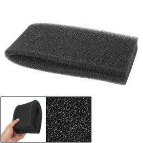 Black Economic Aquarium Filter Sponge for Fish Tank from sourcingmap
