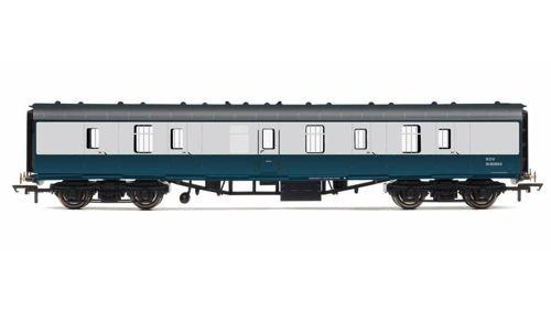 Hornby R4771 BR Mk1 Parcelas Coach 'W80664' Multi
