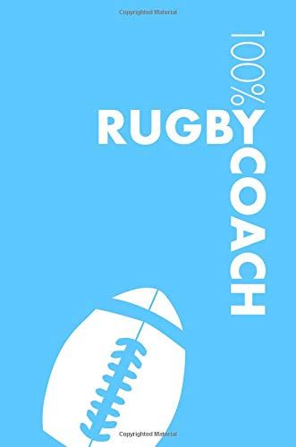 Womens Rugby Coach Notebook: Blank Lined Womens Rugby Journal For Coach and Player por Elegant Notebooks