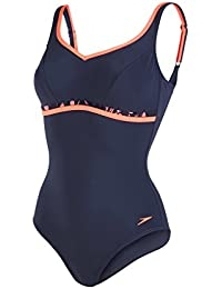 Speedo Damen Sculpture Contourluxe 1 Piece Badeanzug