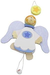Sevi - Títere Angel de la Guarda niño, 14 cm (Trudi 82657)