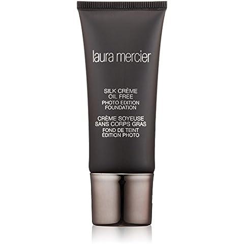 Laura Mercier CLM09301 Base in Crema Libero di Olio, per Pelli Normali e Grasse, Bamboo Beige - 30 ml