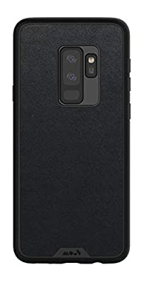 Mous Protective Samsung Galaxy S9+ Plus Case Carbon Fibre/Leather/Walnut/Shell/Bamboo