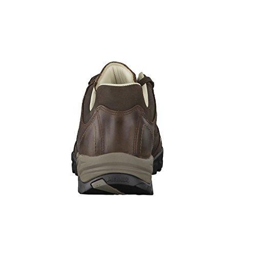 Meindl Chaussures de marche pour homme Lugano 5169 marron foncé