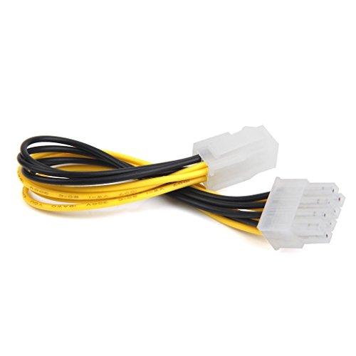 Adaptador cable PSU - SODIALR ATX 4 pines macho 8