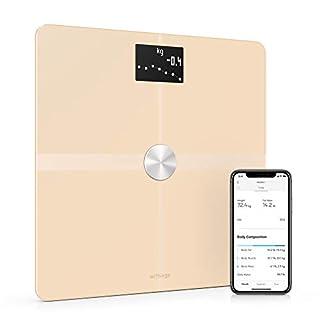 Withings/Nokia Body+ - WLAN-Körperwaage für Körperzusammensetzung, Sandbeige (B07KTPJ1NV)   Amazon Products