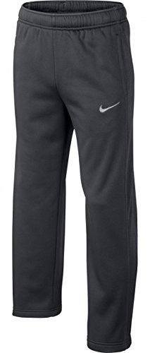 Nike KO 2.0 FLEECE Hose YTH ANTHRACITE/WOLF GREY, Größe Nike:M -