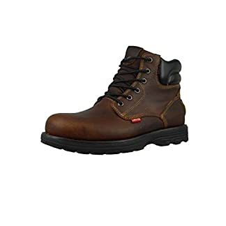 Levi's Arrowhead 228777-829-128 Men's Walking Boots Brown 14