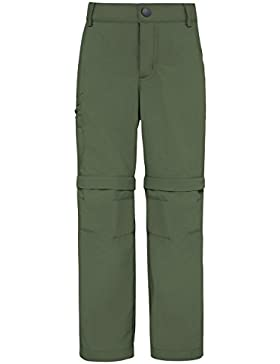 VAUDE Kinder Hose Detective Zip Off Pants II