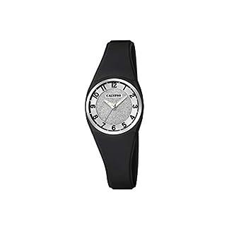 Calypso Watches Reloj Analógico para Mujer de Cuarzo con Correa en Plástico K5752/6