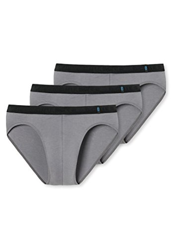 Schiesser 95/5 Rio Slips 6er Pack Grey Melange
