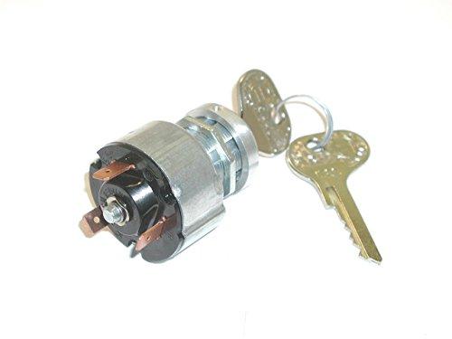 Total Source 3661343007568Zündschloss, 3Positionen, Schlüssel E30, Bosch Type
