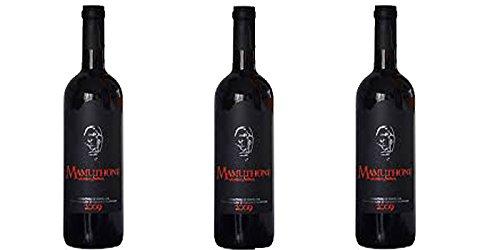 3 bottiglie di Mamuthone - Cannonau di Sardegna DOC (75 cl)