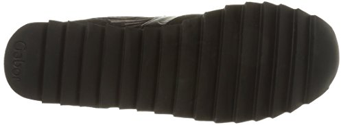 Gabor - 33-301-37, Sneakers da donna Nero (schwarz a)