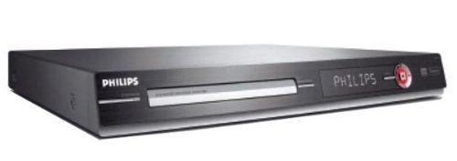 Philips DVD R 3480 DVD-Recorder (DivX-zertifiziert, Double Layer Aufnahme, USB) silber-grau
