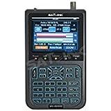 """Satlink WS-6908 SE LED by Froggit WS6908se Satfinder mit Tragetasche / Satelliten-Messgerät / LNB / Satellitenfinder / Sat-Anlagen / Pegelmessgerät / Pegelmesser / automatische und manuelle Kanalsuche von DVB-S FTA Programmen / Empfang und Wiedergabe von DVB-S FTA Programmen in Bild und Ton / Farb TFT LC Display mit 3,5"""" / 8,9cm Bildschirmdiagonale First Level Support Downloads Kostenlos. Achtung: Viele verkaufen WS6908 SE, versenden aber das WS 6908. Prüfen Sie genau die Zusatzfunktionen und die Verpackungsaufschrift. Das normale WS 6908 ist viel günstiger"""