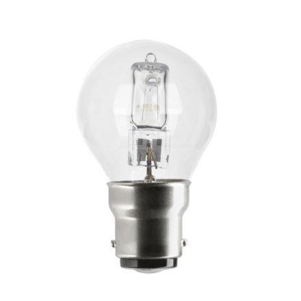 HALOGEN-ENERGIESPARLAMPE, BC, 10 STÜCK (Ge-licht-schalter)