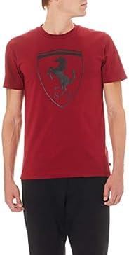 Puma Ferrari Big Shield Tee Erkek T-Shirt