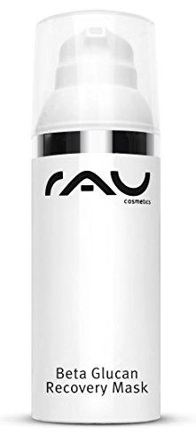 RAU Cosmetics Gesichtsmaske mit Beta Glucan und Anti-Age Effekt - RAU Beta Glucan Recovery Mask 50 ml - mit Panthenol zur Beruhigung der Haut
