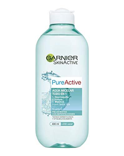 Garnier Skin Active Pure Active Mat Control Agua Micelar