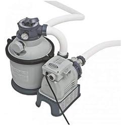 Intex L&G FR 26644FR Filtre à Sable Blanc