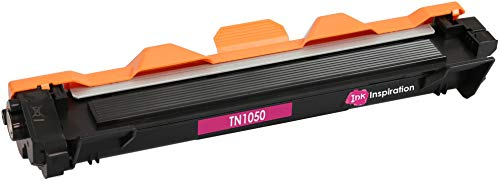 2 Toner Compatibili per Brother TN1050 TN-1050 HL-1110 HL-1112 DCP-1510 DCP-1512 DCP-1610W DCP-1612W HL-1210W HL-1212W MFC-1810 MFC-1910W | 1.000 Pagine | Nero