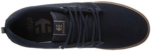 Etnies Rap Ct, Chaussures de Skateboard Homme Bleu - Blau (NAVY/GUM/460)