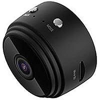 WOVELOT Mini Spy Camera sans Fil WiFi IP Vision Nocturne HD 1080p Camescope de securite DV DVR