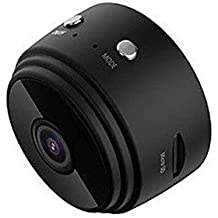 Semoic Camara espia Mini DV DVR Videocamara de Seguridad HD 1080P Vision Nocturna IP WiFi Inalambrico