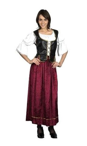 Costume Gaulois - Wench