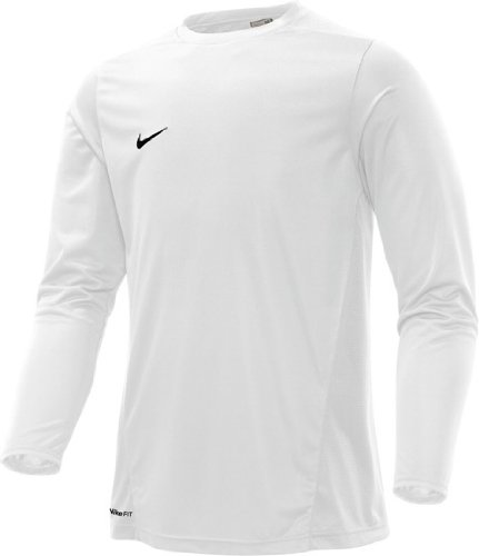 ce07246e53b Nike Striker IV Jersey LS Youth Camiseta Manga Larga, Niños, Multicolor  (White/