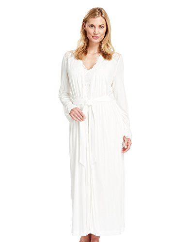 Feraud 3181052-11697 Women  039 s Captains Dinner Ivory Micro Modal with  Lace c13089ba7