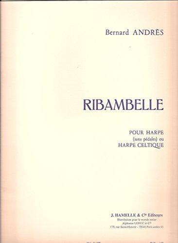 Bernard Andres - Ribambelle pour Harpe