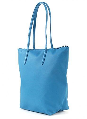 047cc58d13f0a ... Lacoste Sac Femme L1212 Concept Vertical Shopper Tasche 39 cm turkish  tile ...