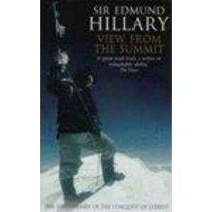 The View from the Summit par Sir Edmund Hillary