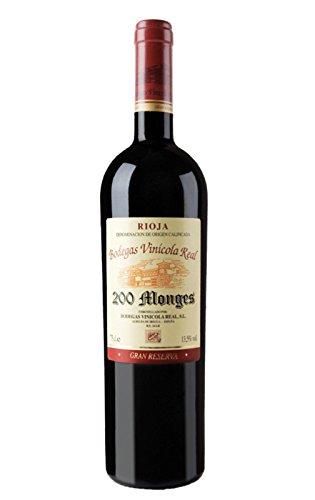 200 Monges - Vino Tinto Gran Reserva 1999 Rioja