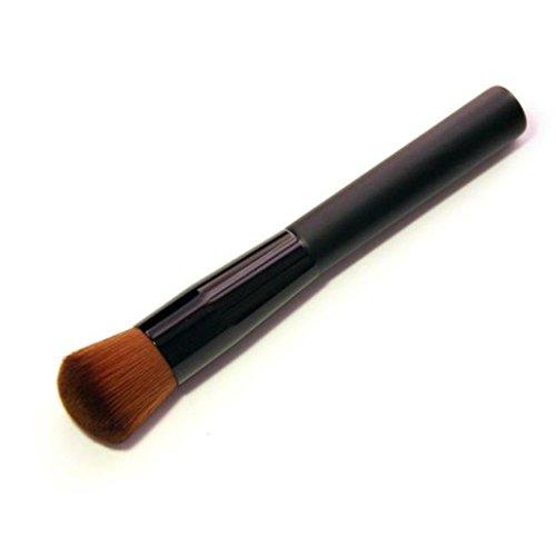 Internet Nouveaux Pro Multipurpose Liquid Visage Blush Brush Foundation cosmétiques Outils de Maquillage Round Kuroki