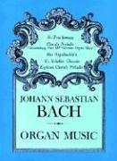 Organ Music: Noten, Sammelband für Orgel (Dover Music for Organ)