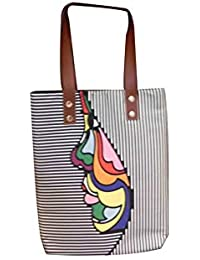 Tote Bag | Tote Bags For Girls | Canvas Tote Bag | Hand Bag | Stylish Tote Bag | Shopping Bag | Digital And Screen... - B07GKPMFMD