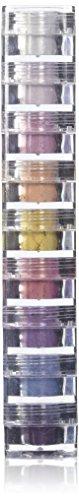 BellaPierre Schimmerpuder, Stapelset mit 9 Stück, 15,75 g, Astrid (Mineral Make-up Stack)