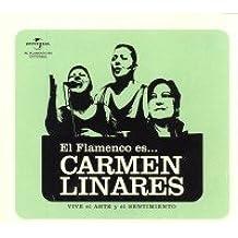 El flamenco es... (CD) Carmen Linares