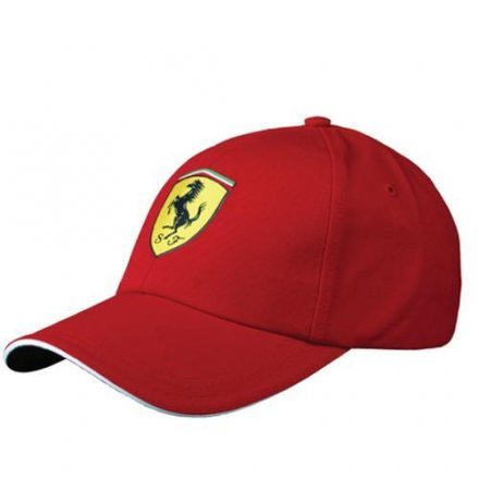 ferrari-casquette-reglable-ferrari-officiel-rouge