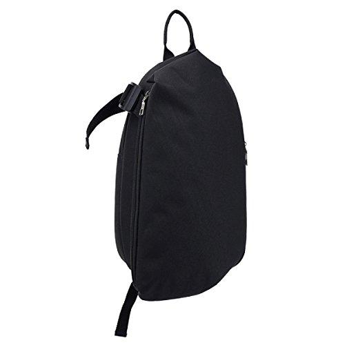 Yy.f Freizeit Brusttasche Männer Umhängetasche Kurierbeutel Männer Oxford Tuch Diagonal Paket Studenten Schulterbeutel 3 Farben Taschen Black