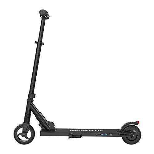 Scooter Faltbarer Elektroscooter Cityroller 250W 23km/h Kurze Distanz Perfekt für Jugendliche und Erwachsene (Schwarz) ()