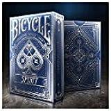 US Playing Card Co. - Baraja bicycle spirit azul