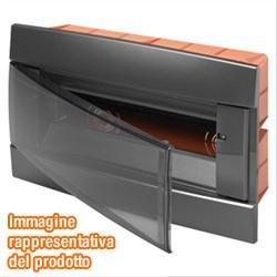 Gewiss GW40225VA Box Elektrisch-Wandbild Elektro-Gehäuse (250mm, 26mm, 195mm)