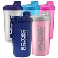 Scitec Nutrition Shaker Mix Colours, 5 x 700 ml