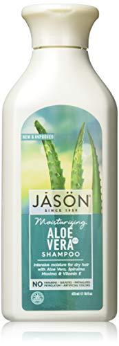 Jason Natural Products Shampoing en gel à base d'Aloé Vera à 84%, 473 ml